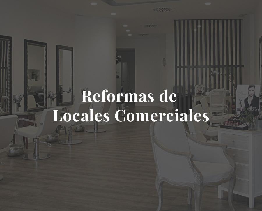 Reforma de locales comerciales Zaragoza - Reformart Estudio
