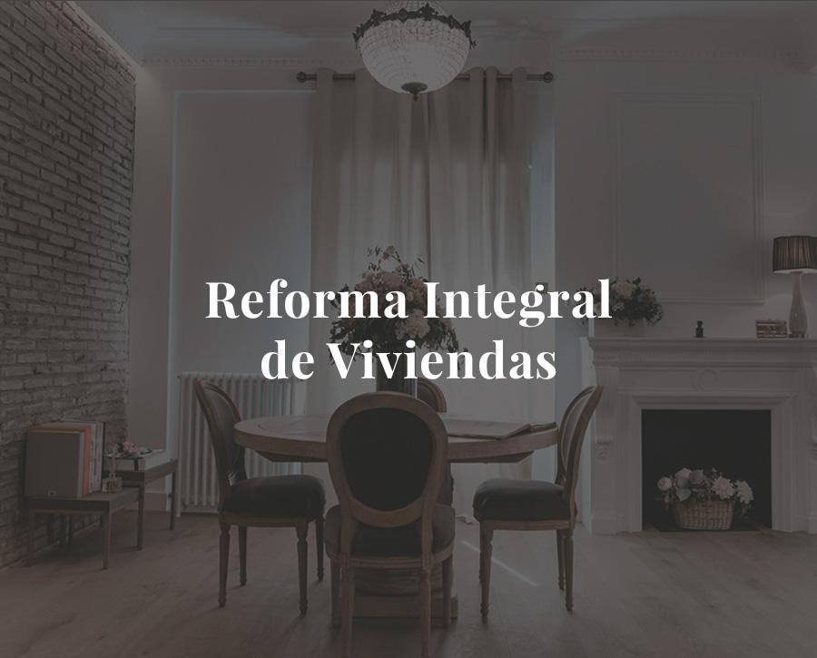 Reformas integrales de vivienda Zaragoza