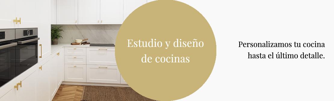 Estudio y diseño de cocinas Zaragoza