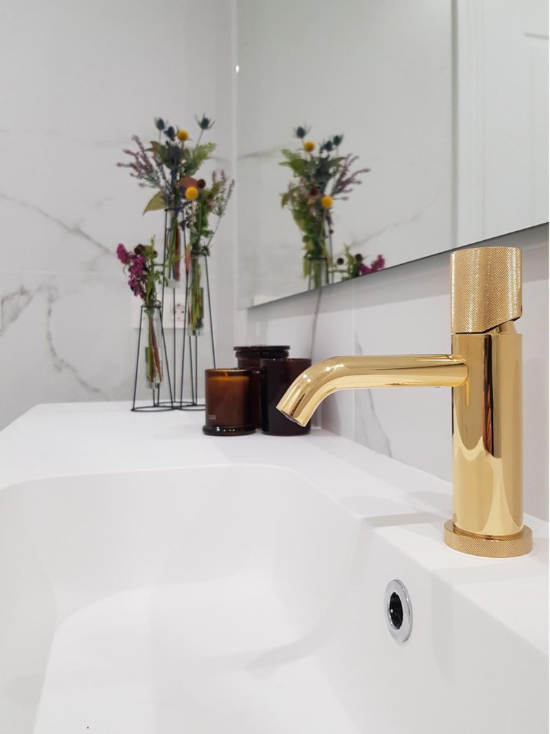 Sofisticado y elegante, reforma de baño en Zaragoza